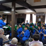 仙北中学校吹奏楽部様演奏会