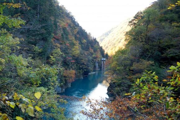 「抱返り渓谷」 撮影場所:仙北市 撮影日:2013.11.2 抱返り渓谷-9