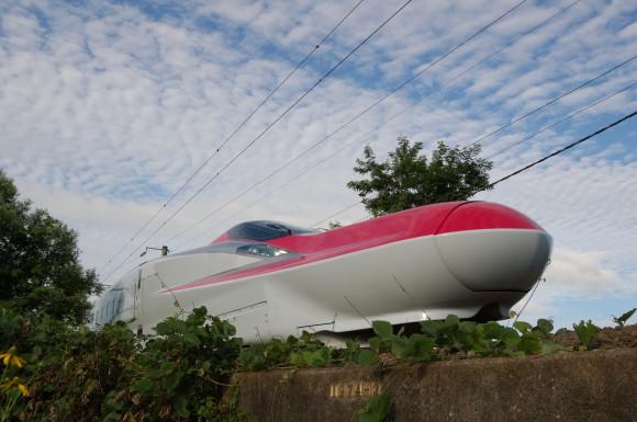 「JR田沢湖線」 撮影場所:JR田沢湖線長野駅周辺 撮影日:2013.8.4 JR-10
