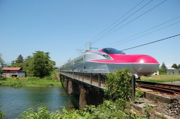 「JR田沢湖線」 撮影場所:JR田沢湖線長野駅周辺 撮影日:2013.6.12 JR-8